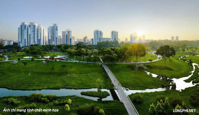 Với tốc độ đô thị hóa cao, nhu cầu tìm nơi ở gắn với mảng xanh trong lành của khách hàng là rất thiết yếu hiện nay (ảnh: Worldbank).