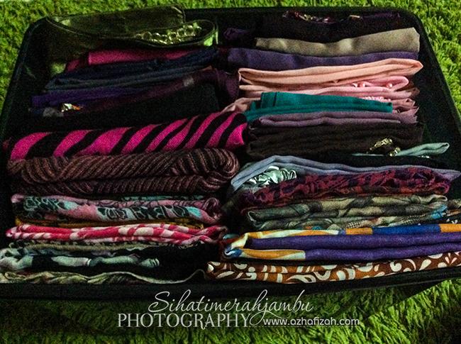 cara-simpan-tudung-bawal-dan-shawl