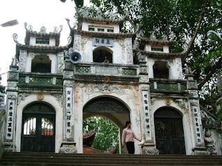 Ba Chua Kho temple festival in Bac Ninh