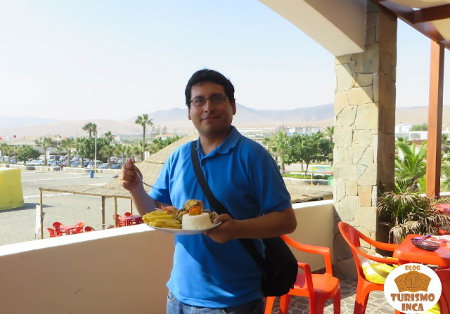 Balneario de Mejia - Arequipa