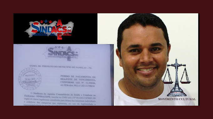 SINDICATO QUER PISO SALARIAL PARA AGENTES EM PANELAS