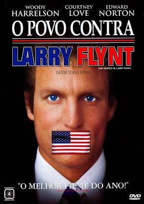 O Povo Contra Larry Flynt - DVDRip Legendado