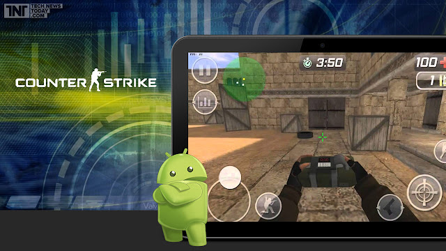 Now You can Play Counter-Strike 1.6 on Android Phone, Available For Installation Now