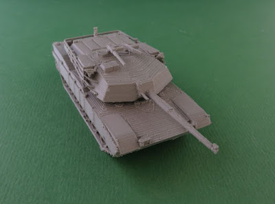 Abrams MBT picture 10
