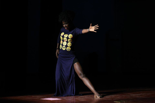 The stage should be your home, live there- Etsitso Toju from Dance with Peter