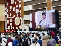 M.Ridho Ficardo Ajak Anak Muda Lampung Berjirah