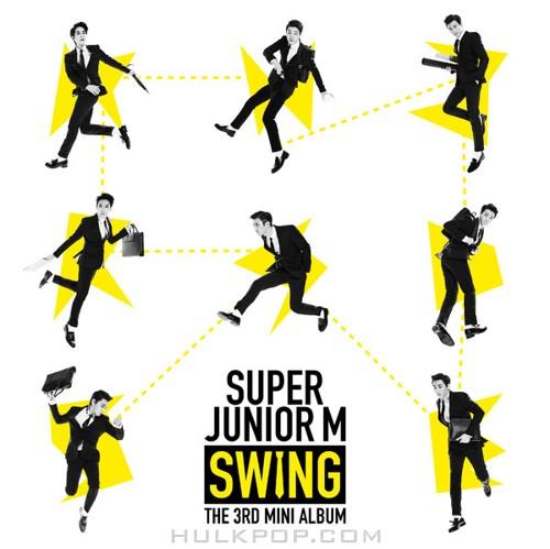 Super Junior-M – The 3rd Mini Album `SWING` (FLAC + ITUNES PLUS AAC M4A)