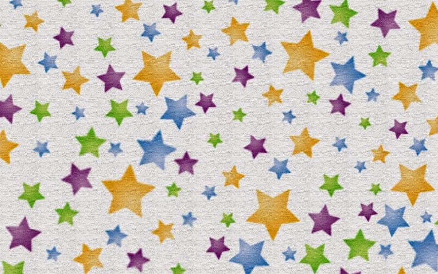 Sternenmuster