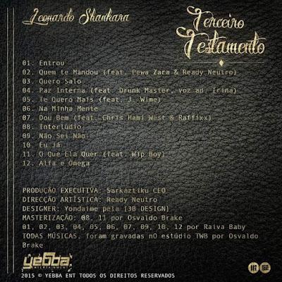 nova musica de leonardo shankara