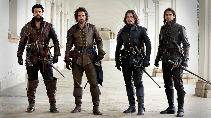 POLL : What did you think of The Musketeers - Prisoners of War?