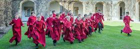 Choristers of Jesus College, Cambridge
