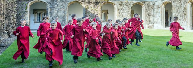 Choristers of Jesus College, Cambridge