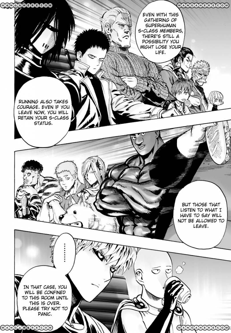 Onepunch-Man - Chapter 45