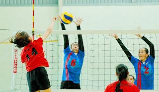 Tập huấn nữ: Truyền hình Vĩnh Long thắng Trẻ Bình Điền Long An 3-2