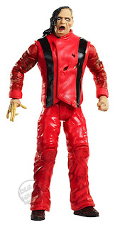Mattel WWE Zombies Action Figures Series 3 Shinsuke Nakamura 01