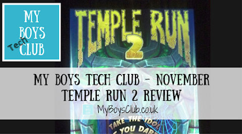 My Boys Tech Club - November 2016
