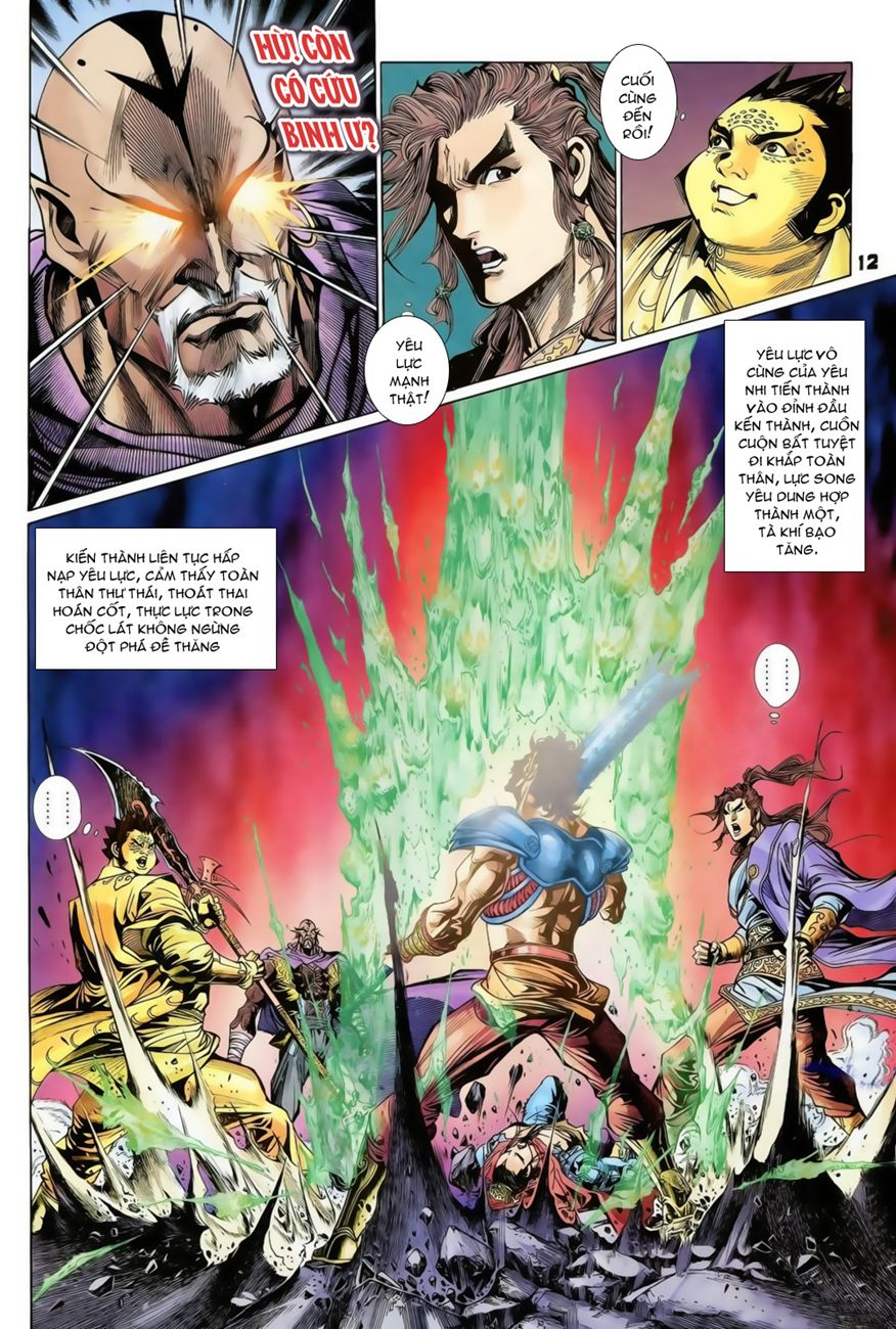 Đại Đường Uy Long chapter 77 trang 19