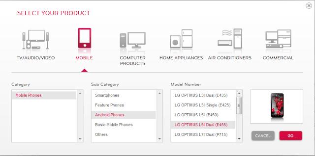 Download Free LG Mobile PC Suite – Windows 7/8/XP/Vista