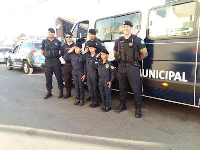 Espírito de Natal: Guarda Municipal de Pinhais (PR) realiza o sonho de três crianças