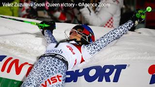 SL女子Zuzulova wins!!
