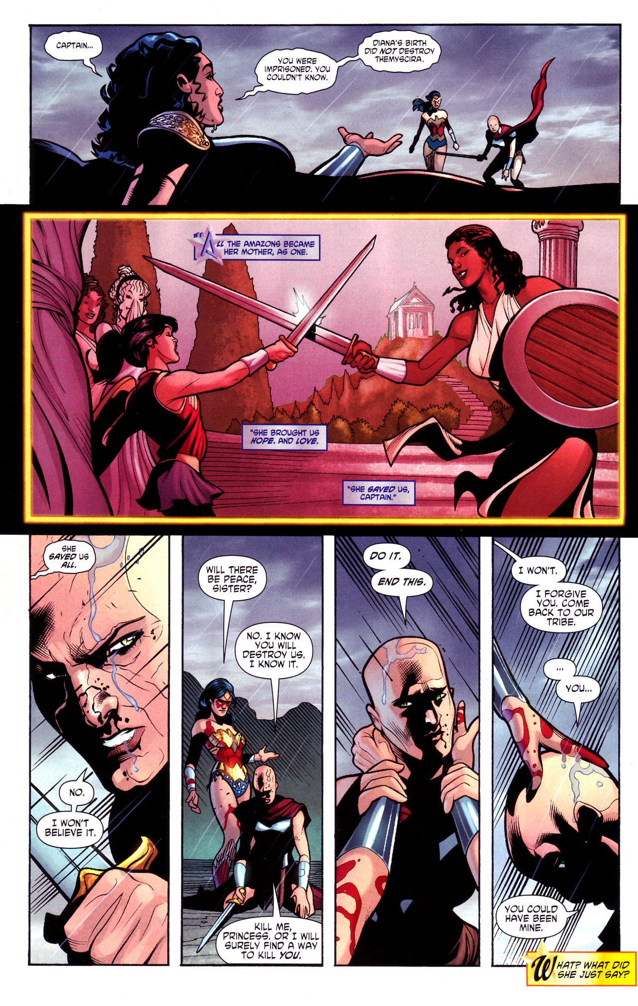 Read online Wonder Woman (2006) comic -  Issue #17 - 20