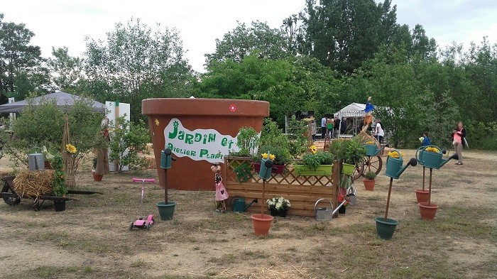 Atelier plantations - Friche Kodak - Rendez-vous aux Jardins - Sevran