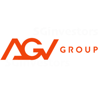 AGV GROUP LIMITED (1A4.SI) @ SG investors.io