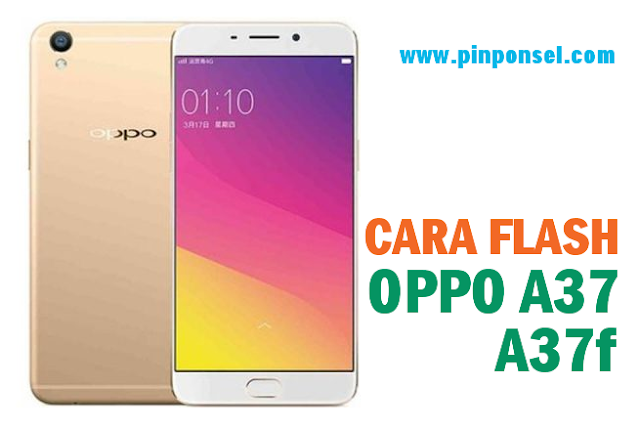 cara flash oppo a37/a37f tanpa pc via sd card