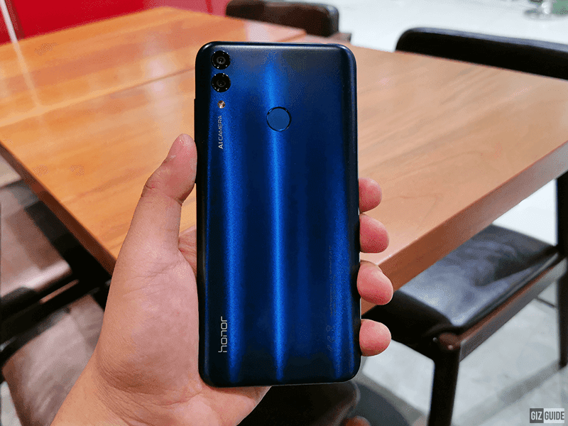 HONOR 8C's battery performance is ridiculously good!