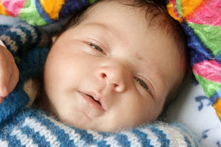 Image: Cute Baby in Blanket, by Punit Sharma on Pixabay