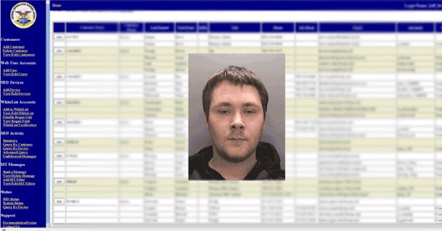 اعتقال الهاكرز Sean Caffrey