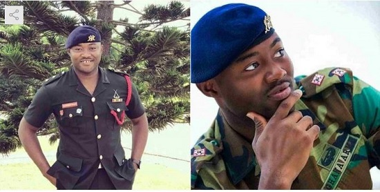 Handsome Soldier Dies Just One Month To His Wedding