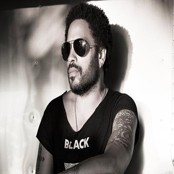Vocalista - Lenny Kravitz