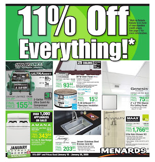 ⭐ Menards Ad 1/26/20 ⭐ Menards Weekly Ad January 26 2020