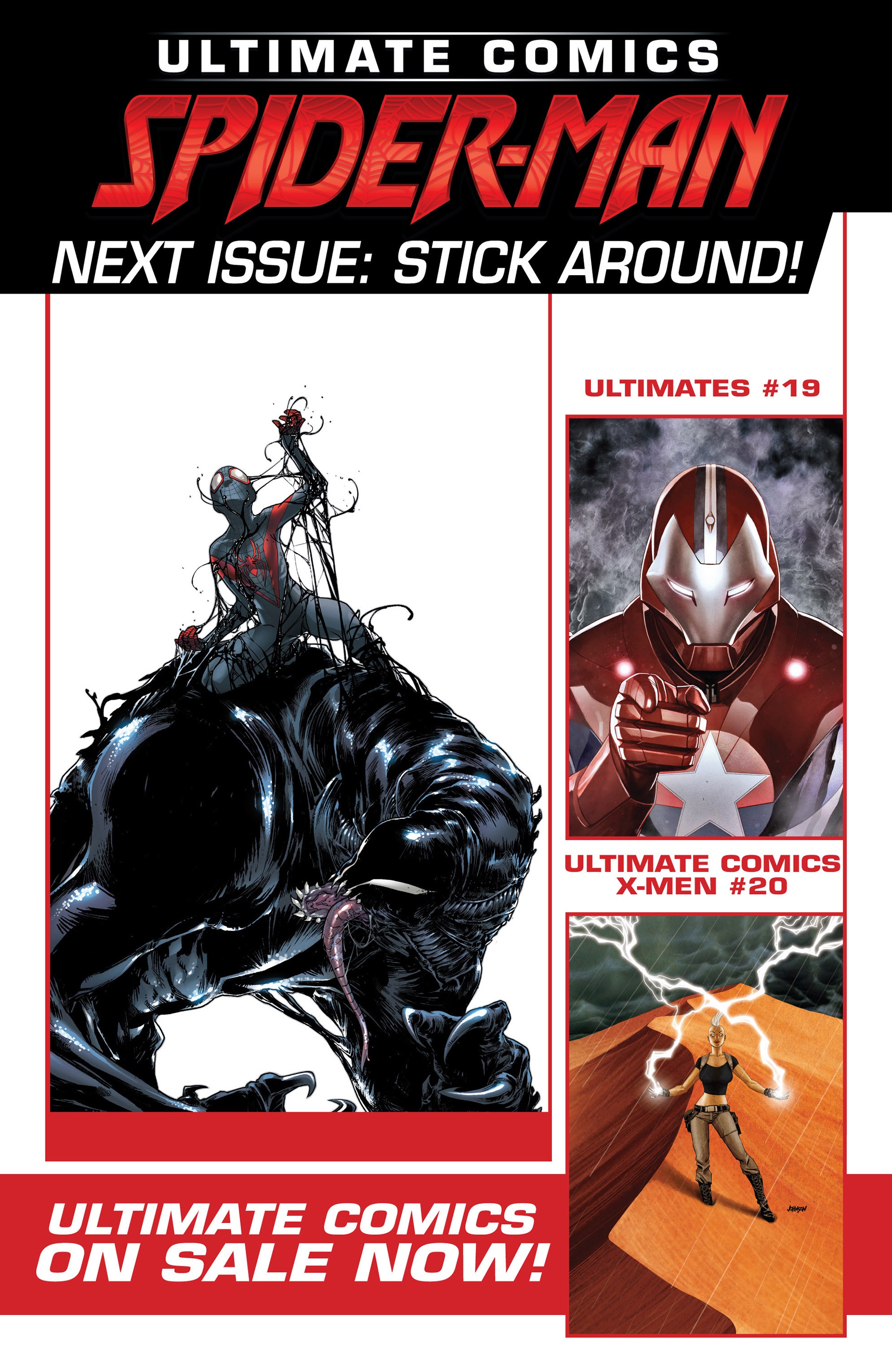 Read online Ultimate Comics Spider-Man (2011) comic -  Issue #19 - 20