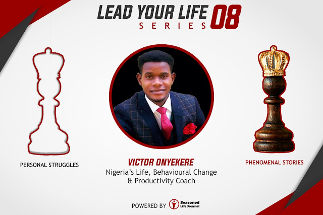 Victor Onyekere, Nigeria's Life, Behavioural Change & Productivity Coach