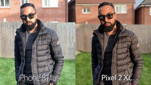 Google Pixel 2 XL ve iPhone 8 Plus Kamera Karşılaştırması