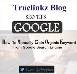 How to gain organic traffic from Google Search Engine manually