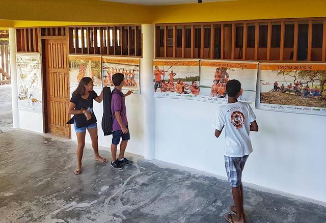 Costa Brasilis Resort e Pousada Corsário apoiam restauração da sede do IASA
