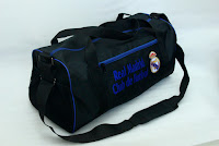 Jual Tas Travel Bag Real Madrid Murah