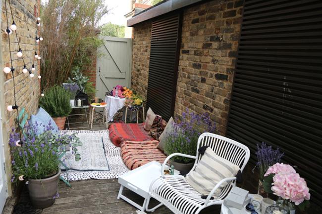 Decoracion patio interior - Decorar un patio interior ...
