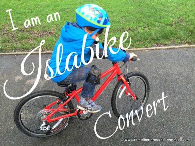 I Am an Islabike Convert