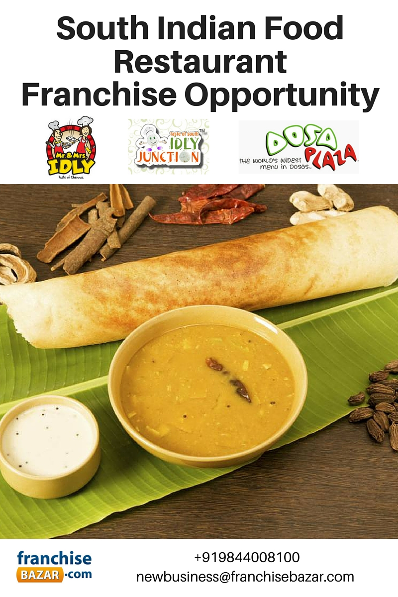 Top 3 south indian food franchise opportunities in india india top 3 south indian food franchise opportunities in india forumfinder Gallery