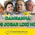 """Vem Pra Rua-RJ cria evento convocando cariocas para ato """"Lixão dos Corruptos"""" em Copacabana"""