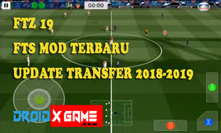 Download FTS Mod HD FZK 19 Update Musim 2018-2019