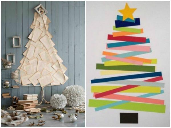 De lunes a domingo c mo hacer un rbol de navidad - Como hacer una felicitacion de navidad original ...