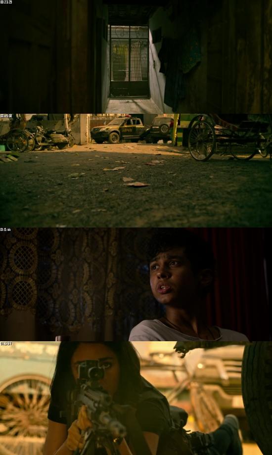 Extraction 2020 BluRay 720p 480p Dual Audio Hindi English Full Movie Download