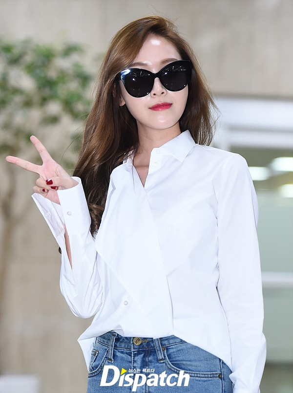 Jessica Jung 39 S Gorgeous Pictures From Her Arrival In Korea Wonderful Generation