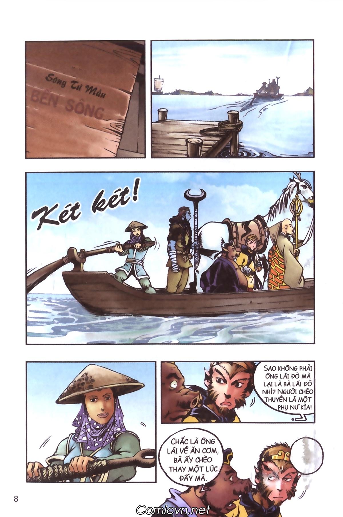 Tây Du Ký màu - Chapter 96 - Pic 6
