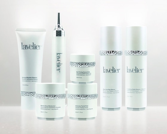 Pammy Blogs Beauty: Luxe Anti-Aging Skincare: Lavelier